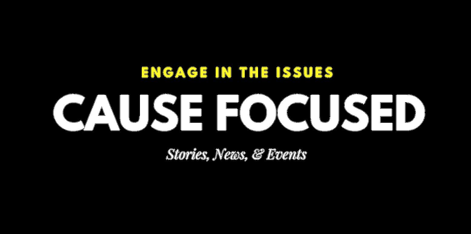 Cause Focused Banner Logo crop